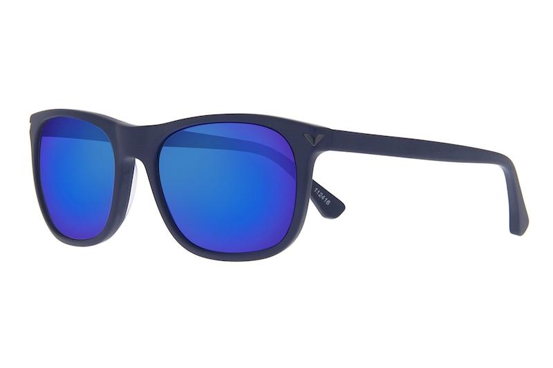 c30804ae62b Blue La Brea Square Sunglasses  112416