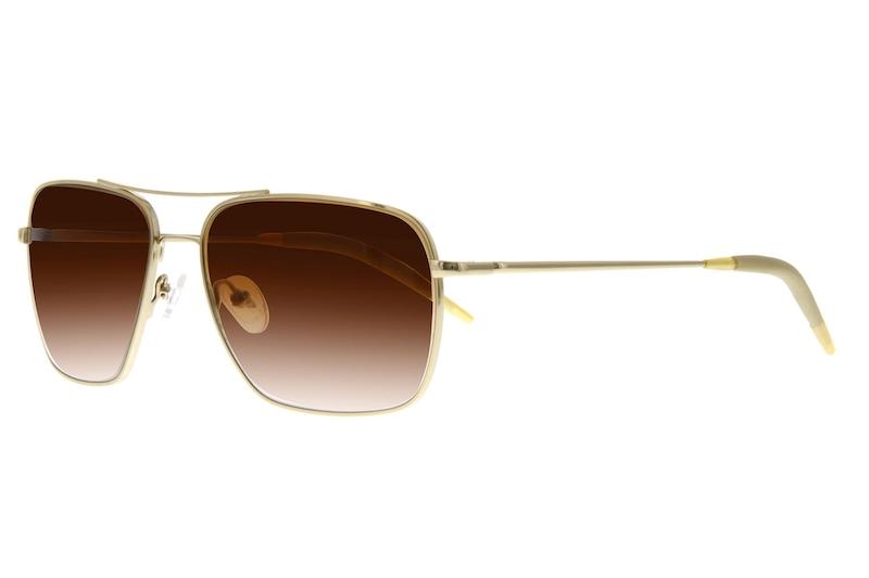 6965d37f5d Gold Premium Aviator Sunglasses  1127814