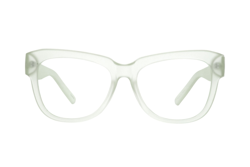 e818d50138a18 Green Cat-Eye Glasses  123916