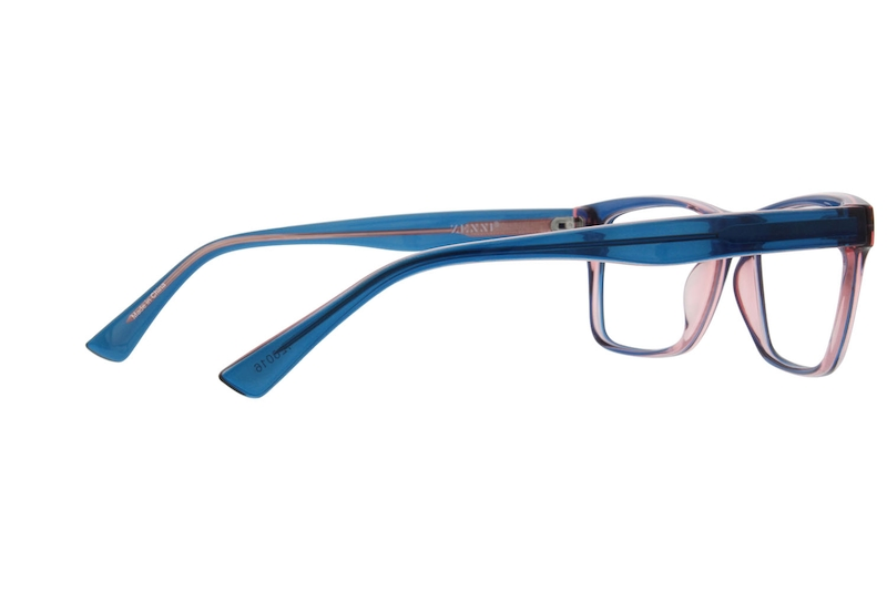 4833e3c482 Blue Square Glasses  126016