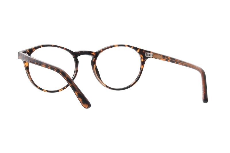 7ca5ad038c6 Tortoiseshell Round Glasses  127425