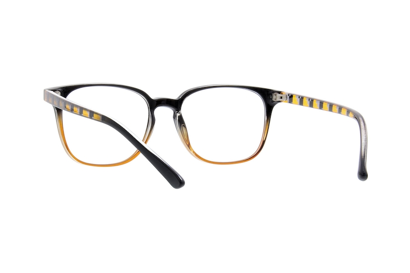 98afcb2828 Black Square Glasses  127921