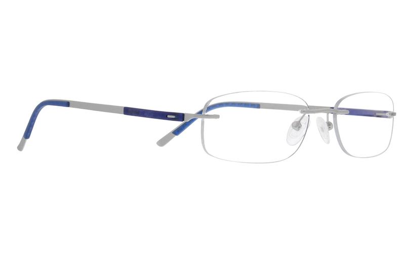 271d7d1482 Silver Rimless Glasses  1910311