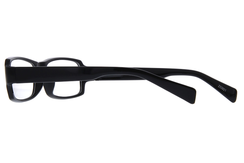 9ce3107743 Black Rectangle Glasses  233921