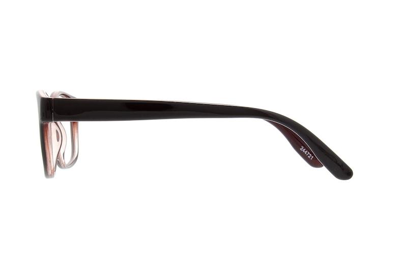 ed527b60a0f Black Rectangle Glasses  244721