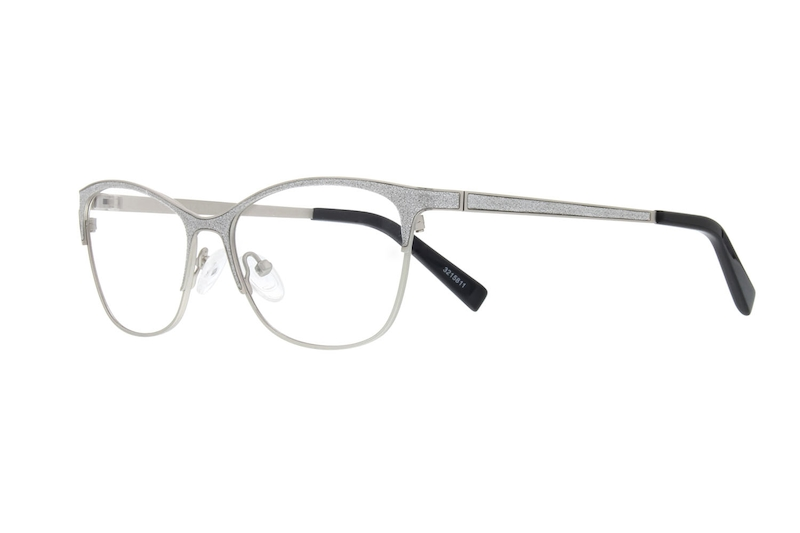 b1880ac3bf Silver Cat-Eye Glasses  3215811