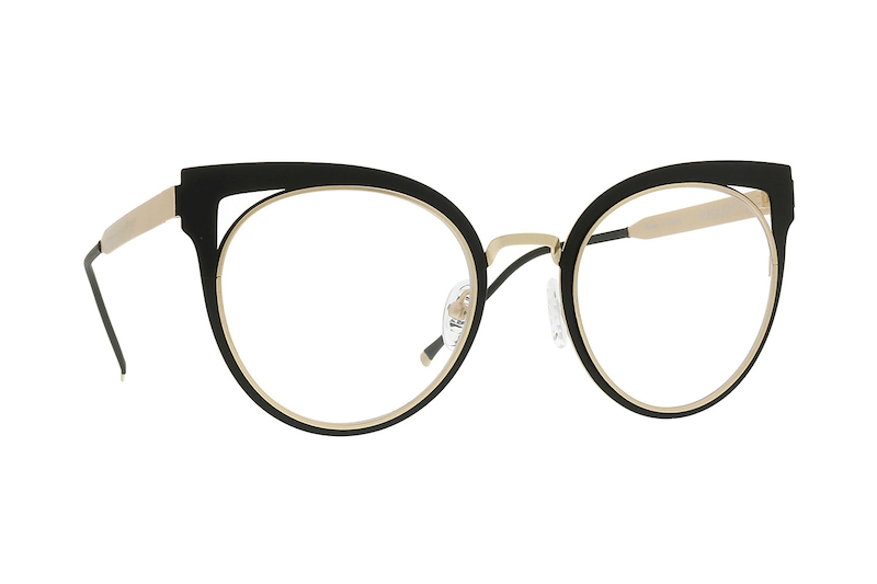 823fbd299cd340 Black Cat-Eye Glasses  327521