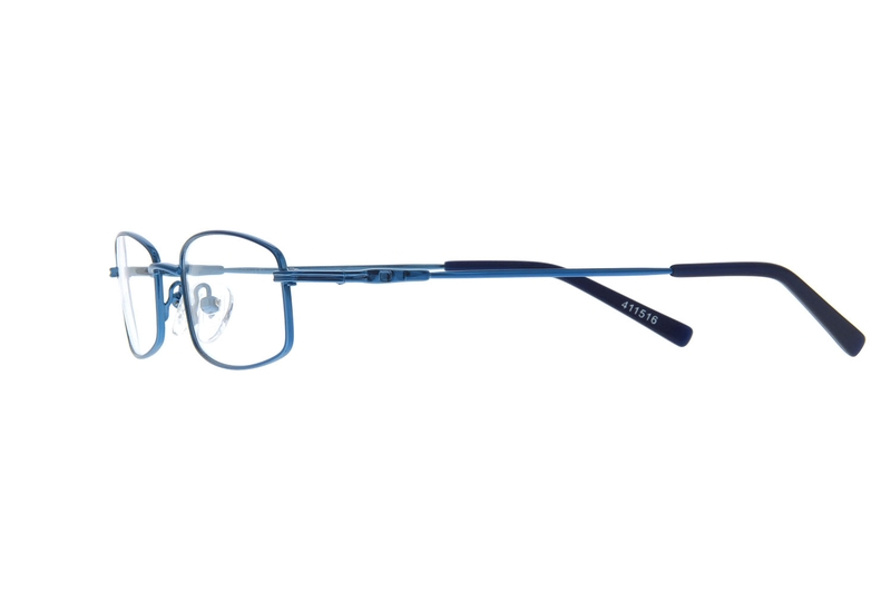 c0738fcf872a Blue Rectangle Glasses  411516