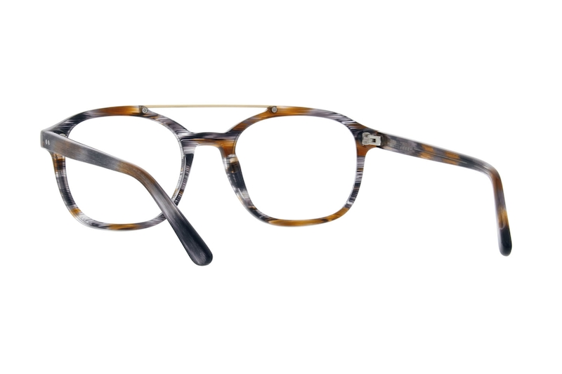 62f7043074 Brown Bajada Aviator Glasses  4424315