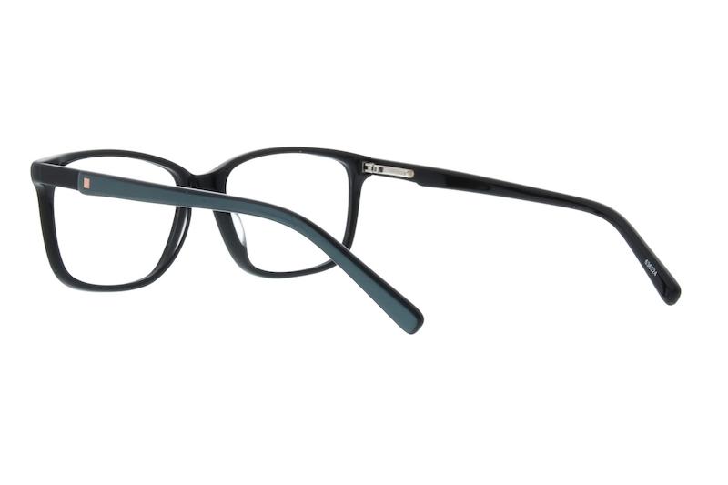 b6689b09bf906 Blue Square Glasses  636524