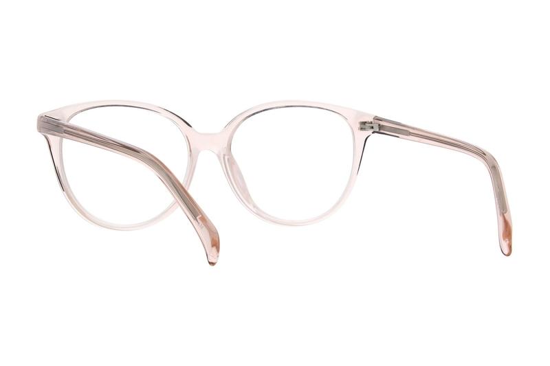 d34a2023fbd Pink Cat-Eye Glasses  662819