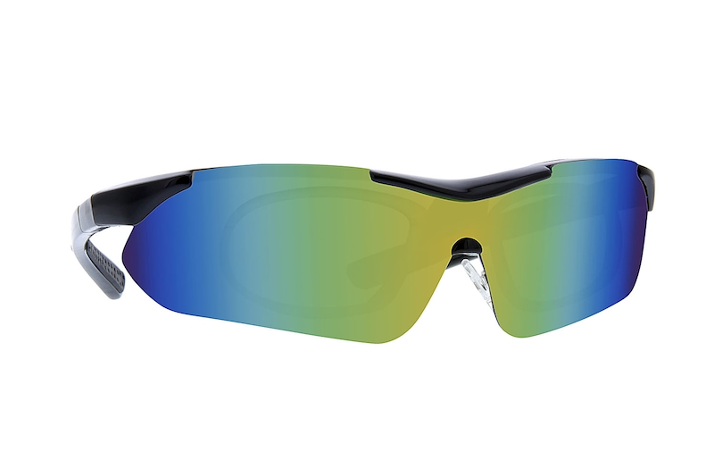 7128447c46 Black Sport Sunglasses  707121