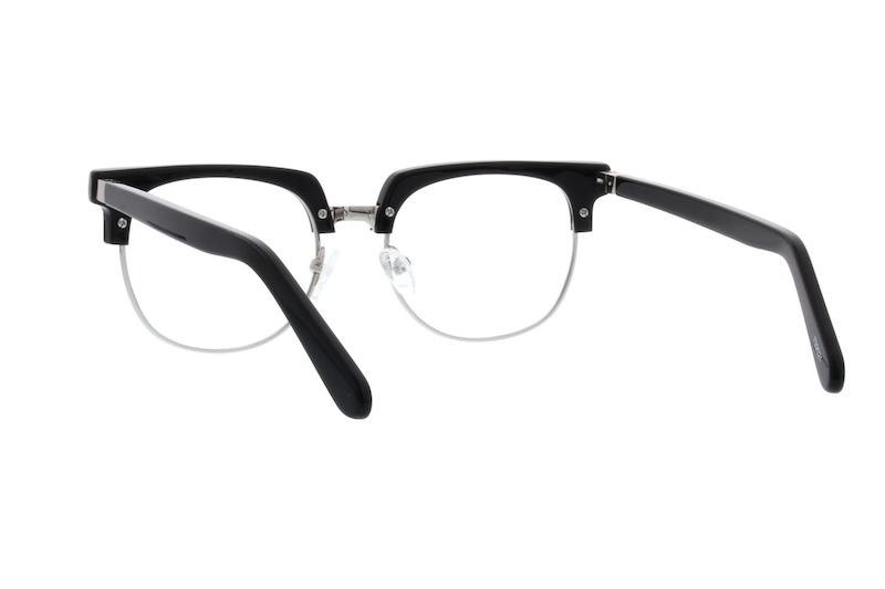 2a77417b62 Black Browline Glasses  732021