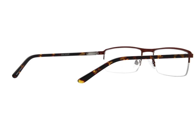 4d5fc89d13f Brown Rectangle Glasses  765915