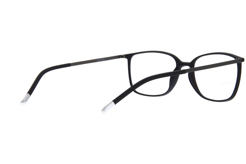 a85df8bd416 Black Rectangle Glasses  7807621