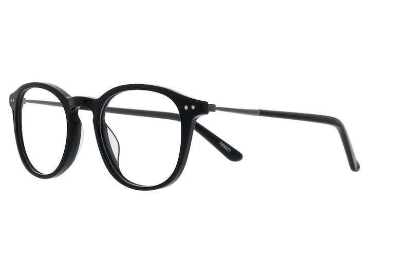 194c55b1610 Black Round Glasses  7809221