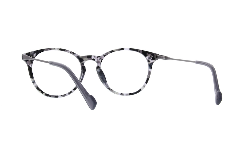 c349e69ab17 Pattern Round Glasses  7815831