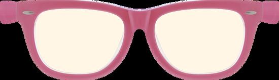 450b51a7a20 Pink Square Glasses  107319
