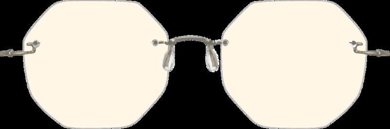 Rimless Clipon Frame