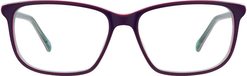 3a031941e10 Purple Square Glasses  106517