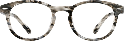 Granite Round Glasses