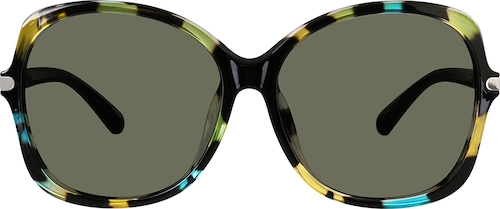 Pattern Premium Square Sunglasses