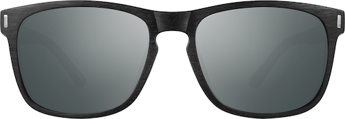 Black Premium Square Sunglasses