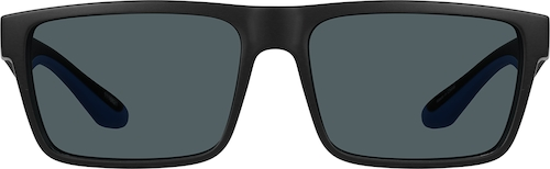 Black Premium Rectangle Sunglasses