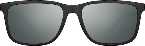 Gray Premium Rectangle Sunglasses