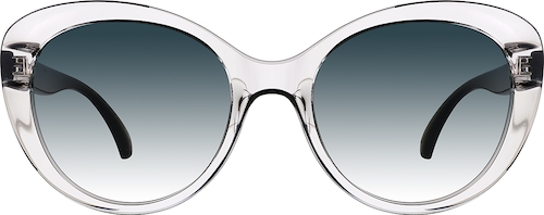 Smoke Premium Cat-Eye Sunglasses
