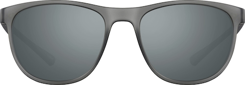 Gray Premium Square Sunglasses