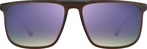 Cola Premium Rectangle Sunglasses
