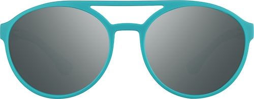 Teal Premium Aviator Sunglasses