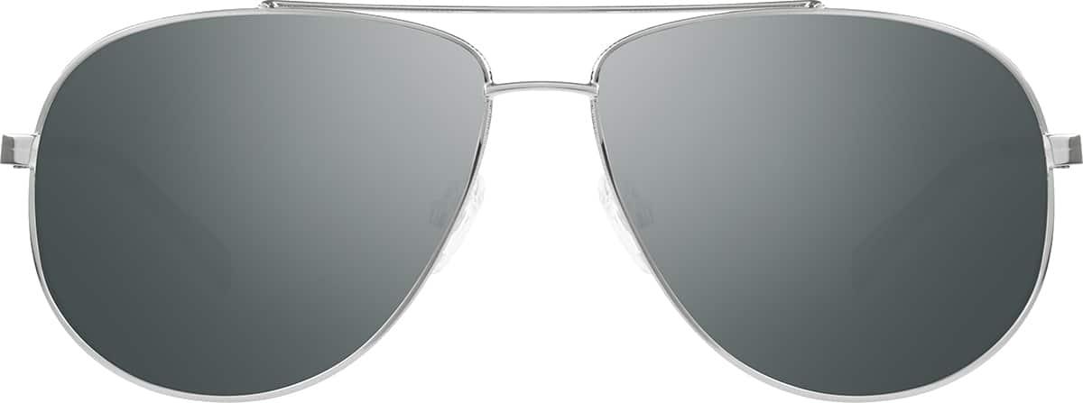 Silver Premium Eyeglasses Aviator Optical Sunglasses1126511Zenni dxerCBo