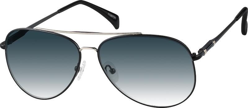 6927c4c6c4b Black Premium Aviator Sunglasses  1126721