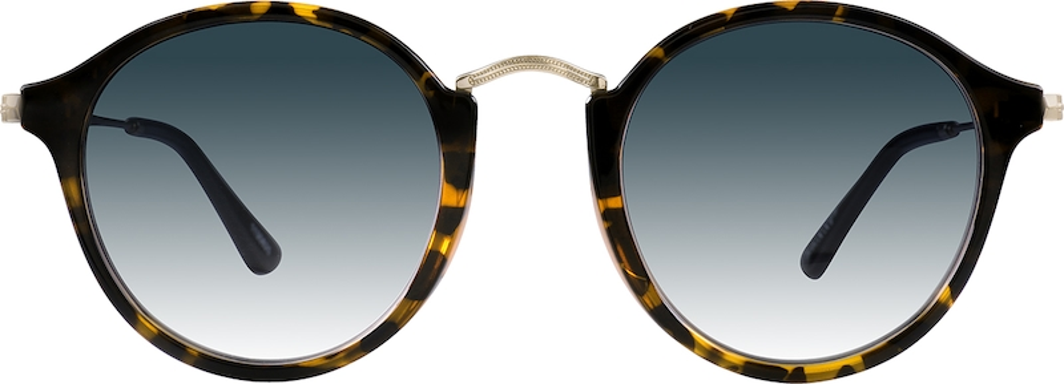 bc211d700c6 Tortoiseshell Premium Round Sunglasses  1130825
