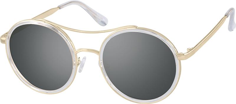 0792b78c2a Premium Round Sunglasses 1132123 by Zenni
