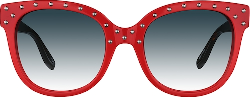 Red Premium Cat-Eye Sunglasses