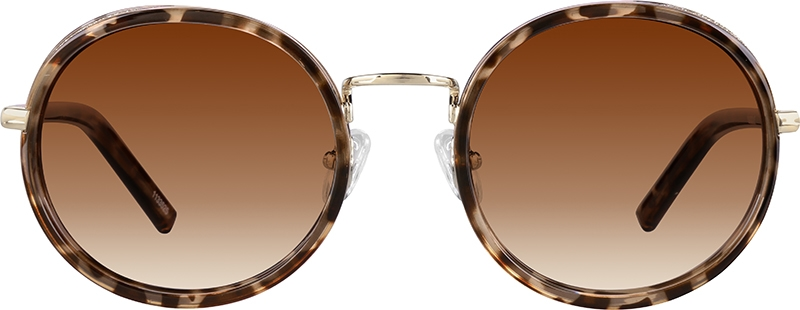 The Premium Round Sunglasses 1133525 travel product recommended by Lola Chél on Lifney.