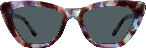 Plum Premium Cat-Eye Sunglasses