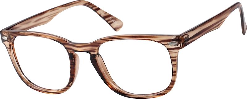 Square Glasses 123415
