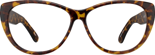 Tortoiseshell Cat-Eye Glasses