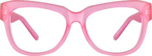Hibiscus Cat-Eye Glasses