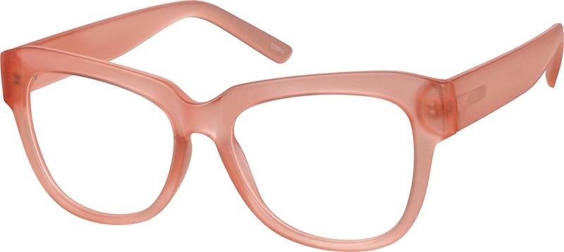 Green Cat-Eye Glasses #123916