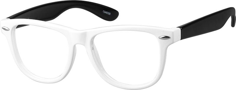 Kids' Square Glasses 124030