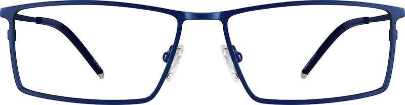 221d5609be8 Black Titanium Rectangle Glasses  137021