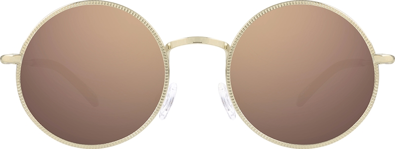 23352b2306 Premium Round Sunglasses 157314. Previous. sku-157314 sunglasses angle view  sku-157314 sunglasses front view ...