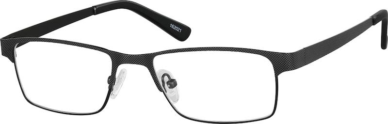 5b893f83040 Rectangle Glasses 162021. Previous. sku-162021 eyeglasses angle view ...