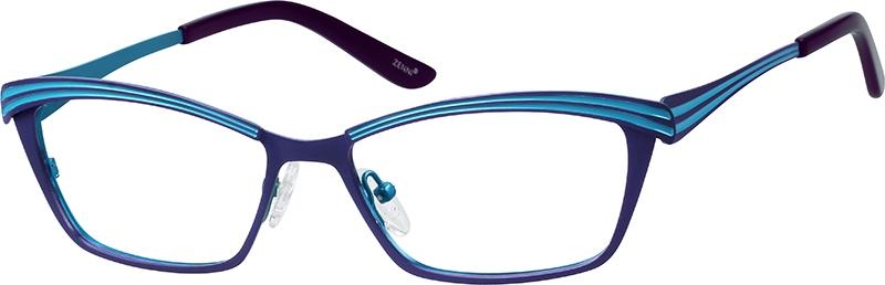 e0789f3085 Purple Cat-Eye Glasses  163917