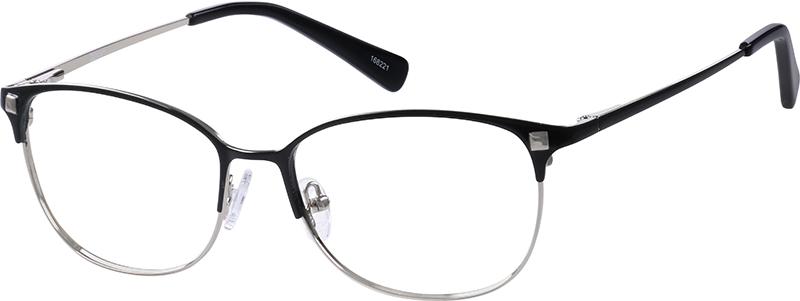 854d4e3f2db Black Oval Glasses  168221